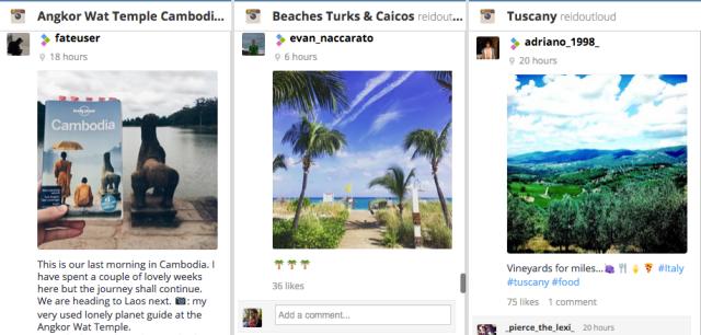 Hootsuite Instagram Travel Reid Robinson